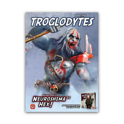 Neuroshima Hex 3.0: Troglodytes – EN