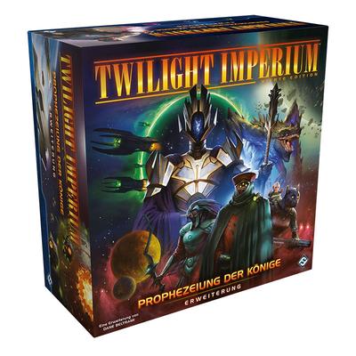 Twilight Imperium 4.Edition: Prophezeiung der Könige – DE
