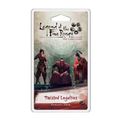 L5R: Temptations 1 – Twisted Loyalties – EN