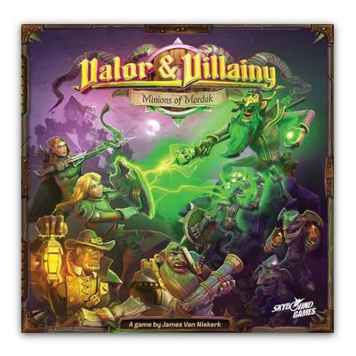 "Valor & Villainy: Minions of Mordak ""KS Deluxe Version"" – EN"