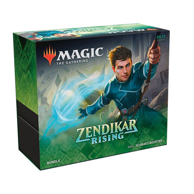 Magic: Zendikars Erneuerung Bundle – DE