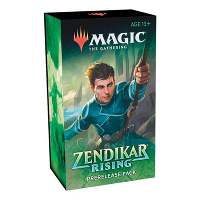 Magic: Zendikars Erneuerung Prerelease-Pack – DE