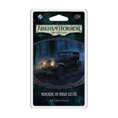 Arkham Horror LCG: The Innsmouth Conspiracy 3 – Horror in High Gear – EN