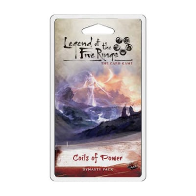 L5R: Temptations 5 – Coils of Power – EN