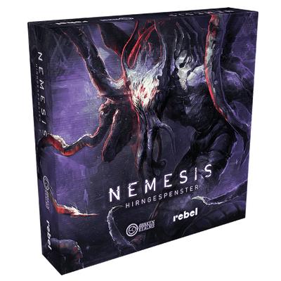 Nemesis: Hirngespinster – DE