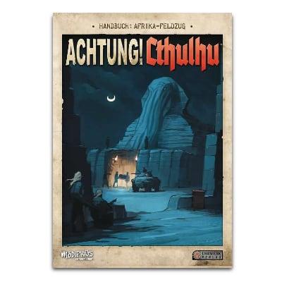 Achtung! Cthulhu: Handbuch – Afrika Feldzug – DE