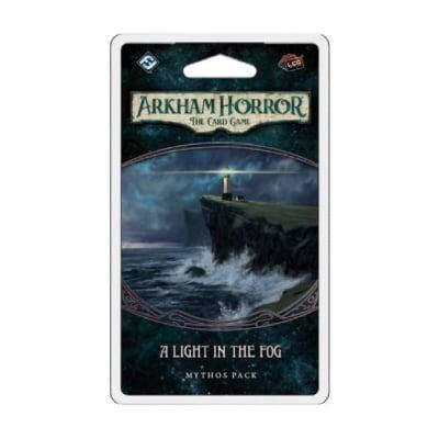 Arkham Horror LCG: The Innsmouth Conspiracy 4 – A Light in the Fog – EN