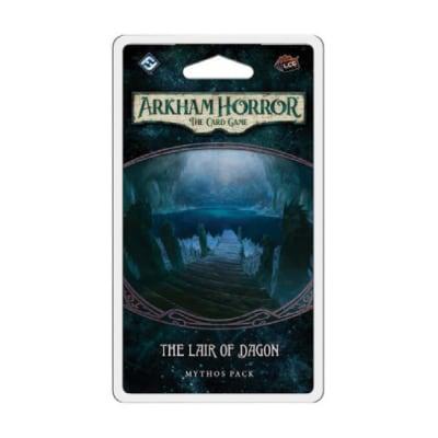 Arkham Horror LCG: The Innsmouth Conspiracy 5 – The Lair of Dagon – EN