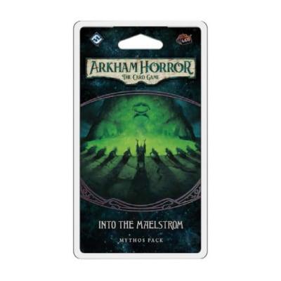 Arkham Horror LCG: The Innsmouth Conspiracy 6 – Into the Maelstrom – EN
