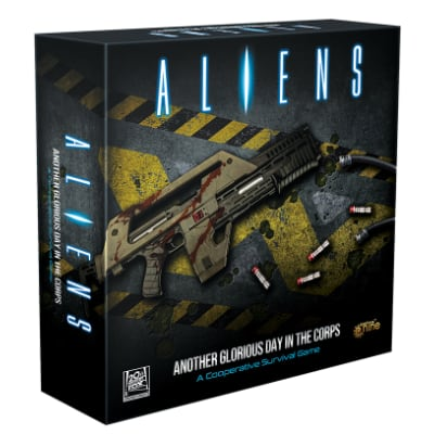 Aliens: Another Glorious Day in the Corps! – EN