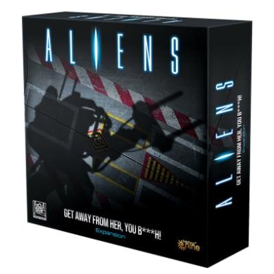 Aliens: Get Away From Her, You B***H! – EN
