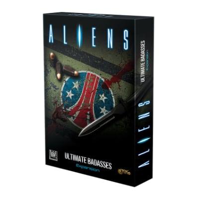 Aliens: Ultimate Badasses Expansion – EN