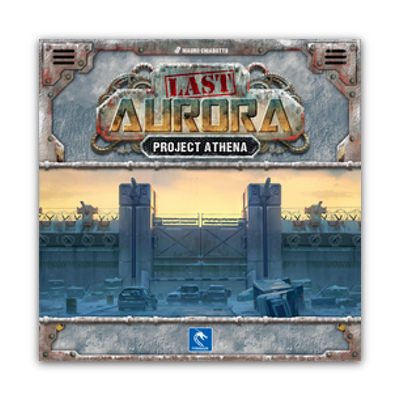 Last Aurora: Project Athena – EN