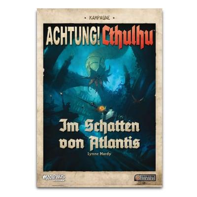 Achtung! Cthulhu: Im Schatten von Atlantis – DE