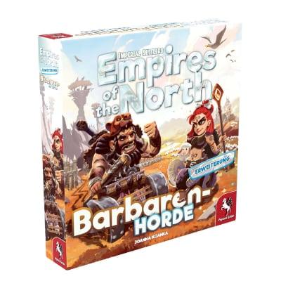 Imperial Settlers: Empires of the North – Barbaren-Horde – DE