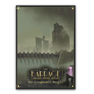 Barrage: The Leeghwater Project – EN