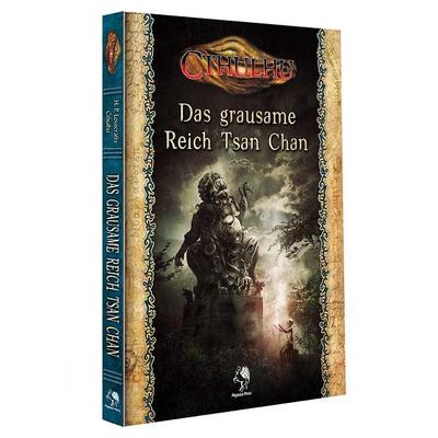 Cthulhu: Das grausame Reich Tsan Chan (HC) – DE