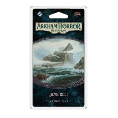 Arkham Horror LCG: The Innsmouth Conspiracy 2 – Devil Reef – EN