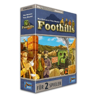 Foothills – DE