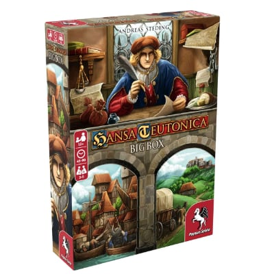 "Hansa Teutonica ""Big Box"" – DE"