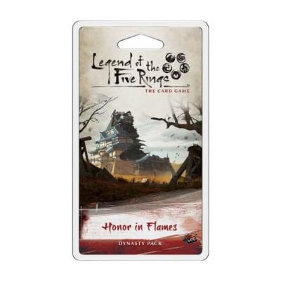 L5R: Temptations 2 – Honor in Flames – EN