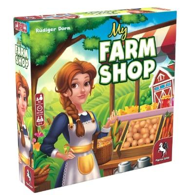 My Farm Shop – DE/EN