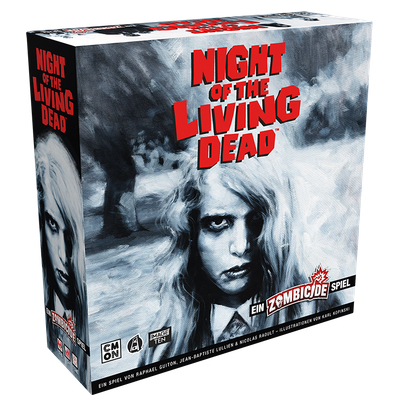 Zombicide: Night of the Living Dead – DE
