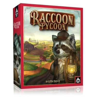 Raccoon Tycoon – EN