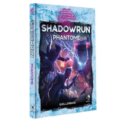 Shadowrun 6: Phantome (HC) – DE