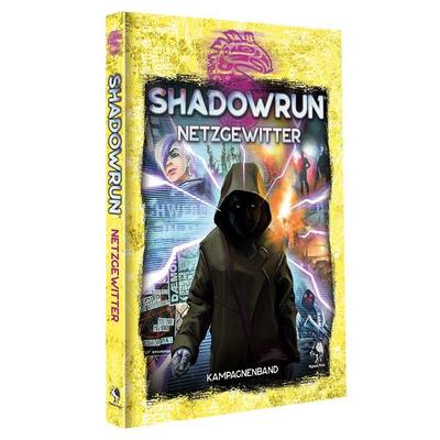 Shadowrun 6: Netzgewitter (HC) – DE
