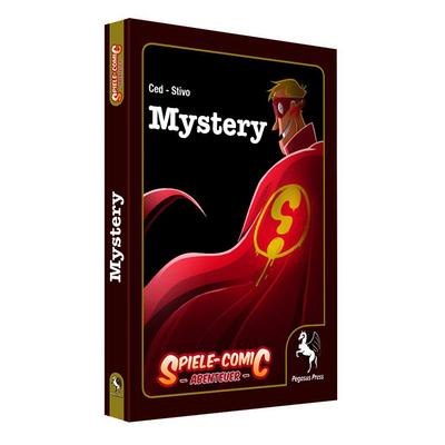 Spiele-Comic Abenteuer: Mystery (HC) – DE