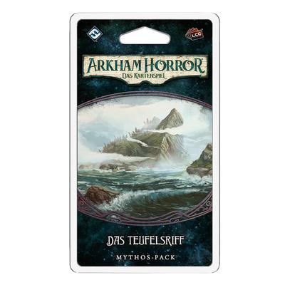 Arkham Horror LCG: Die Innsmouth-Verschwörung 2 – Das Teufelsriff – DE