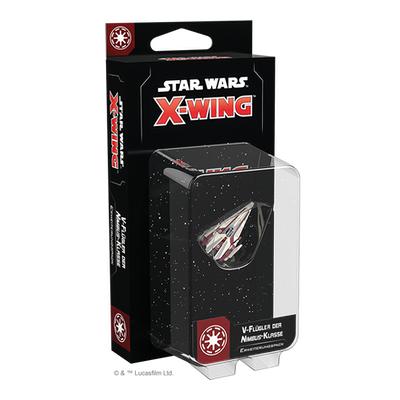 Star Wars X-Wing 2.Edition: V-Flügler der Nimbus-Klasse – DE