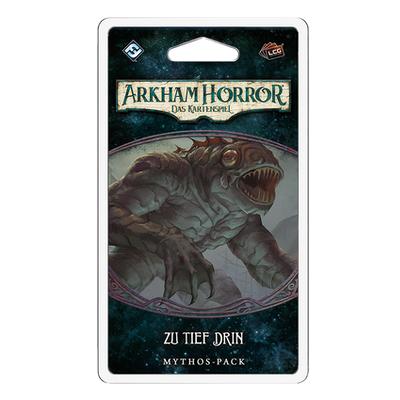 Arkham Horror LCG: Die Innsmouth-Verschwörung 1 – Zu tief drin – DE