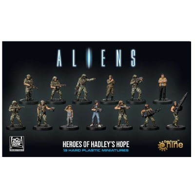 Aliens: Heroes of Hadley Hope – EN
