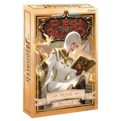 "Flesh and Blood: Monarch – Hero Deck ""Prism"" – EN"