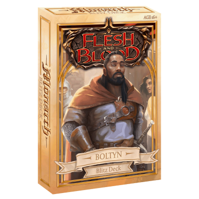 "Flesh and Blood: Monarch – Hero Deck ""Boltyn"" – EN"