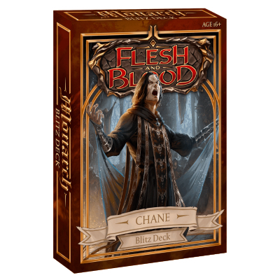 "Flesh and Blood: Monarch – Hero Deck ""Chane"" – EN"