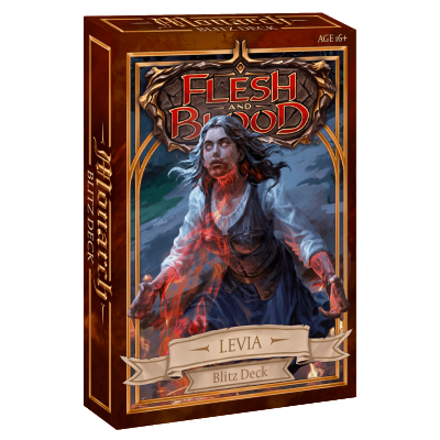 "Flesh and Blood: Monarch – Hero Deck ""Levia"" – EN"