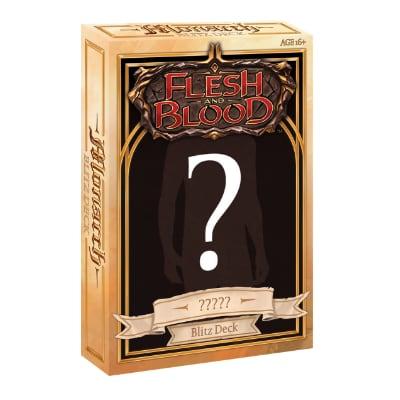 """Flesh & Blood: Monarch – Hero Deck """"? B ?"""" – EN"""