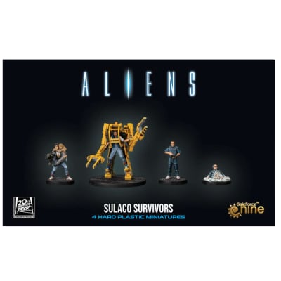 Aliens: Sulaco Survivors – EN