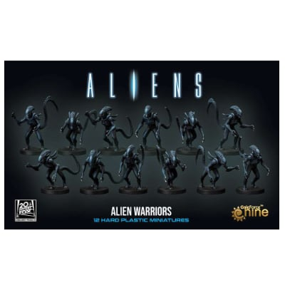 Aliens: Alien Warriors – EN