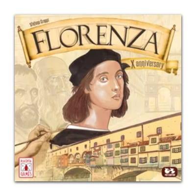 Florenza: X Anniversary Edition – DE/EN