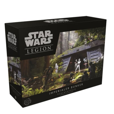 "Star Wars Legion: Bündel Paket #2 (Luke Skywalker ""Limited Edition"" free) – DE"