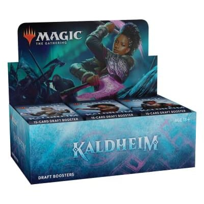 Magic: Kaldheim Display – EN