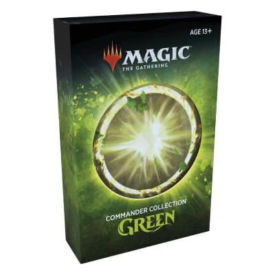Magic: Commander Collection: Green – EN