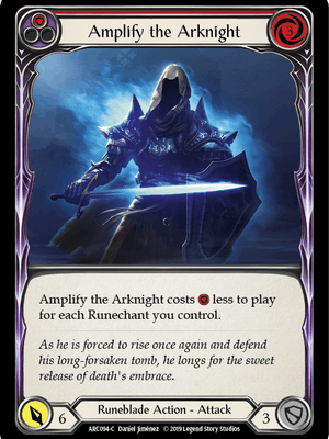 ARC094: Amplify the Arknight (Red) – (C)