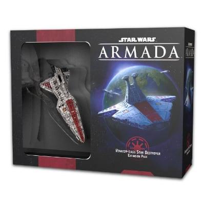 Star Wars Armada: Sternenzerstörer der Venator – DE