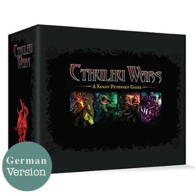 """Cthulhu Wars """"Grundspiel"""" – DE"""