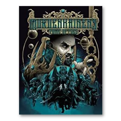 D&D: Mordenkainen's Tome of Foes – Alternate Cover (HC) – EN